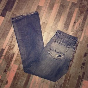 • Seven 7 for all mankind jeans size 29 great wash